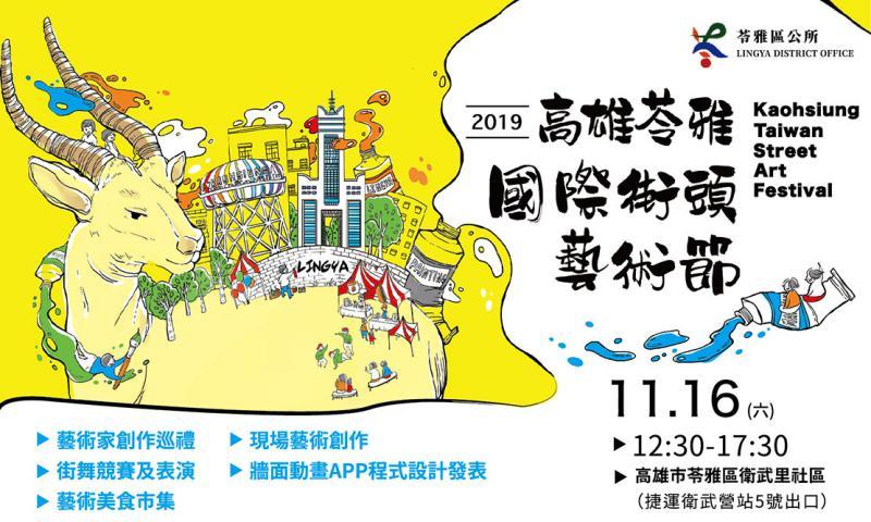 國際街頭藝術節