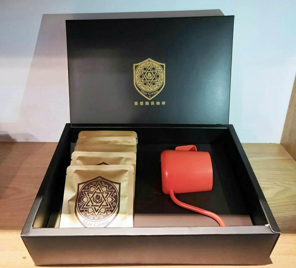 星靈咖啡禮盒組