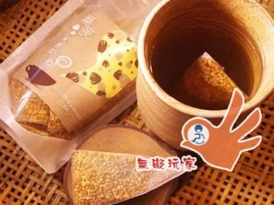 薰之園蕎麥米香茶