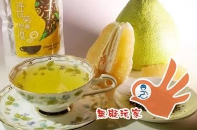 薰之園洋甘菊柚子綠茶